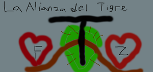 El Tigre: The Tigre Alliance Flag by GhostWriter434