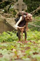 The Gnoll Pedlar by impsandthings