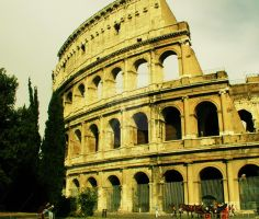 Coloseum by black-ladybird