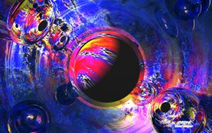 3D Abstract 5 Wide by Don64738