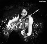 The Violin by The-Black-Addiction