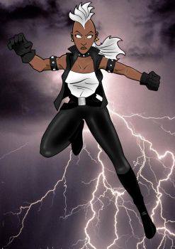 Storm by GordZee