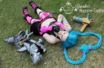 They got me.  Jinx Death by CupCakeMonster2