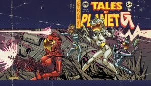 Strange Tales of Planet G by timswit