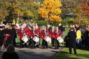 REMEMBRANCE SUNDAY BIDEFORD 1 by GeaAusten