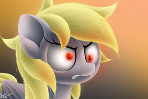 DERPY WANT MUFFINS!!! by SymbianL