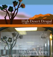 High Desert Drupal Banner by Catwoman69y2k