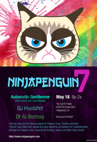 NinjaPenguin 7 by pinguino