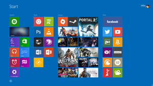 Getting into Windows 8 by Crussong
