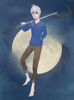 Jack Frost by Poket-Skitts