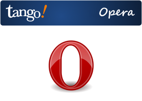 Tango Opera Dock Icon by STATiK-04