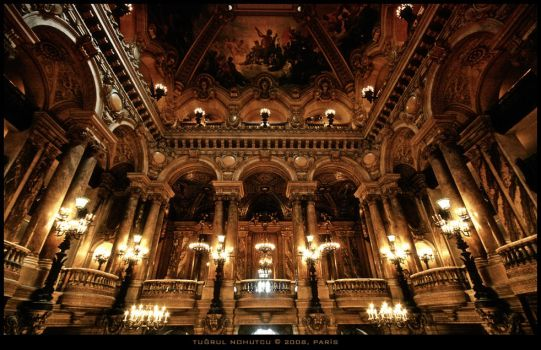 Opera National de Paris III by tugrulnohutcu