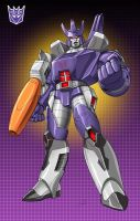 Galvatron by Dan-the-artguy