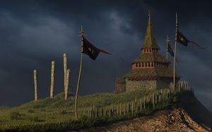 The Burial Mound by DeepestOfBlue