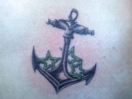 anchor by Tat2-la