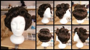Little Night Music Wig by Durnesque