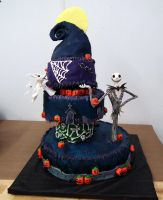 Nightmare Before Christmas by kreativekortney