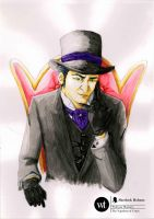 Professor Moriarty by whaats