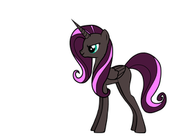 Dark Cadence by Winged--Maned--Wolf