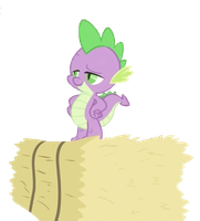 Spike tells it as it is by Exbibyte