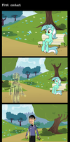 First Contact by moonwhisperderpy