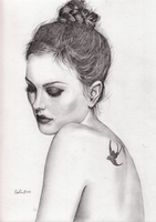 Leighton Meester by Julietto