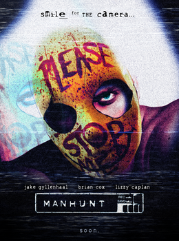 Manhunt movie Fan Poster by NiteOwl94