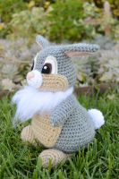 Thumper Amigurumi by cyellow
