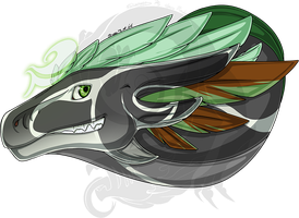 Laurence the Wildclaw [commission] by Dragnia
