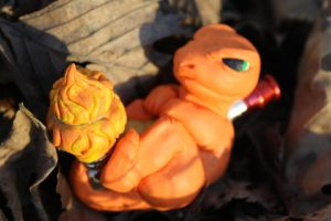 Charmander Autumn by Fuckinintents