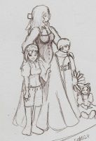 APH: Mother Russia by AmaranthBlacktree