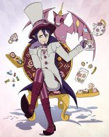 Mephisto Pheles Tea Time by NarutoLover6219