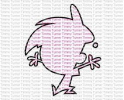Only Timmy Turner by AJcosmo
