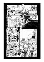 Grimm Fairy Tales 2013 Holiday Edition Ink Page 31 by Kofee77