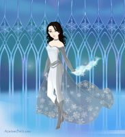 The Ice Queen Miranda Lawson by LadyIlona1984