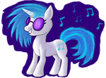 dj pony by KALMASIS