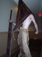 ::Pyramid Head by AshenWolf