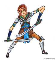 Anakaan Starstrider (UPDATED) by Chrisily