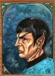 Live long and prosper by Ytril