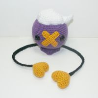 Drifloon by Heartstringcrochet