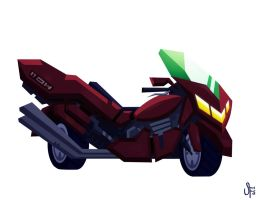 Vehicle Clean-up Motor bike by Tigerhawk01