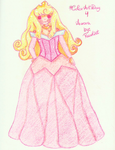 ColorArtDay 4 Sleeping Beauty by Rawliet