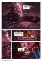 Chronicle of Black Willow - Comics strip 1 by MabaProduct