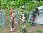 Begoths in the graveyard (2) by autumnrose83