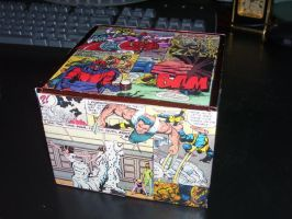 X-Men Keepsake Box by UnderdogGirl
