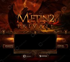 Metin2 Skull v1 - Enterpage by CtrlTM