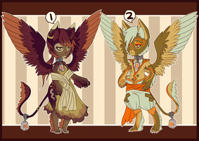 [CLOSED] RuneGryphs by Valkymie