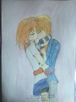 First Kiss~ChiakiXRoland 5 by Nanoha4ever