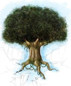 The Tree of Life by Mr-zhr