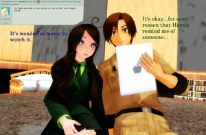 mmd question and Answer two by asksPennsylvania